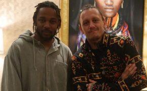 Kendrick Lamar fez nova tatuagem com brasileiro