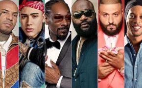 """K2 divulga novo single """"One Love"""" com Kevinho, Snoop Dog, Rick Ross, Ronaldinho e DJ Khaled"""