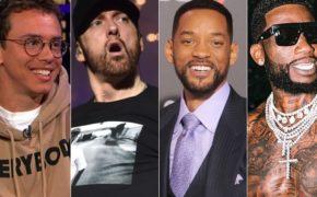 """Logic revela a tracklist do seu novo álbum """"Confessions of A Dangerous Mind"""" com Eminem, Will Smith, Gucci Mane e mais"""
