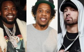 Meek Mill diz que está trabalhando em algo misterioso com JAY-Z e Eminem