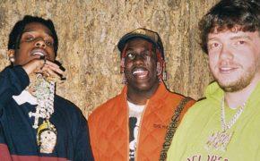 Murda Beatz, A$AP Rocky e Lil Yachty estiveram trabalhando juntos no estúdio