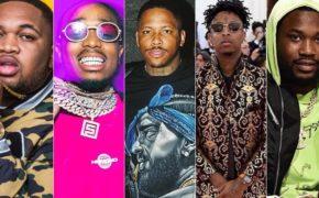 """Mustard divulga novo single """"100 Bands"""" com Quavo, YG, 21 Savage e Meek Mill"""