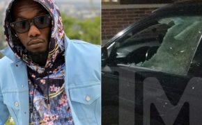 Estúdio em que Offset estava gravando em Atlanta foi alvo de tiros na noite passada