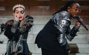 Madonna e Quavo cantam juntos em show na final do Eurovision Song Contest 2019