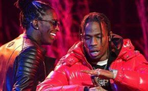 """Young Thug divulga remix do single """"Hot"""" com Travis Scott e Gunna"""