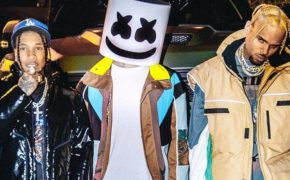 "Single ""Light It Up"" do Marshmello com Chris Brown e Tyga estreia na Billboard"