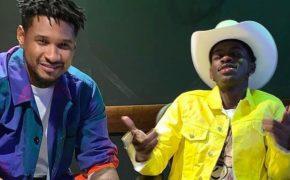 Lil Nas X e Usher estiveram juntos no estúdio