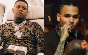 Yella Beezy prepara colaboração com Chris Brown; confira prévia