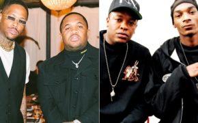 YG se refere a ele e Mustard como Snoop Dogg e Dr. Dre em nova publicação