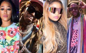 """Trina lança novo álbum """"The One"""" com Lil Wayne, Nicki Minaj, 2 Chainz e mais"""