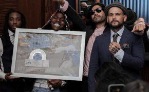 """DaBaby conquista seu primeiro certificado de platina com o hit """"Suge"""""""