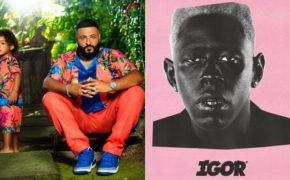 """Álbum """"Father Of Asahd"""" do DJ Khaled aparece em #3 e """"IGOR"""" do Tyler em #7 na atualização da Billboard"""