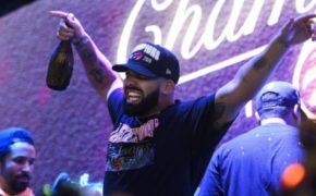"""Drake lança novo EP """"The Best In The World Pack"""" para celebrar a vitória dos Raptors nas finais da NBA"""