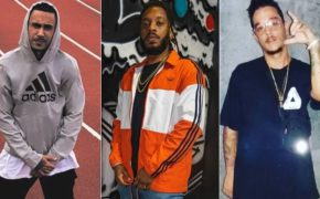 """Febem anuncia novo álbum """"Running"""" com BK', Akira Presidente, niLL e mais para julho"""