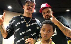 MC Caverinha e Hungria Hip Hop gravaram nova música juntos