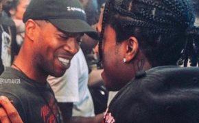 A$AP Rocky e Kid Cudi se animam com ideia de turnê mundial conjunta