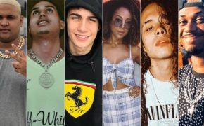 """""""Poesia Acústica #7"""" contará com Kevin O Chris, Matuê, Hariel, Negra Li, Vitão, Chris, DK e Ducon"""