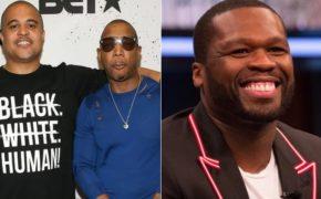 Ja Rule e Irv Gotti aparecem barrados na entrada de boate em vídeo e 50 Cent debocha
