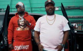"Bun B divulga o videoclipe de ""Concrete"" com Statik Selektah, Westside Gunn e Termanology"