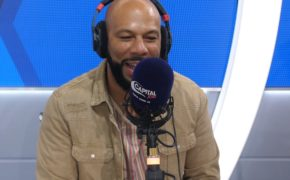 Common faz freestyle no programa de rádio do Tim Westwood