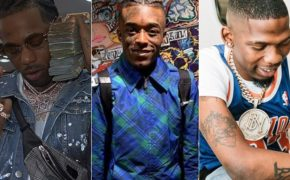 "Hoodrich Pablo Juan indica que seu single ""No Safety"" deve ganhar remix com Lil Uzi Vert e BlocBoy JB"