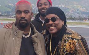 """Kanye West estreia nova música """"Brothers"""" com Charlie Wilson na série """"Tales"""" do Irv Gotti"""