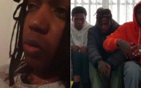 """Klyn responde vídeo da Recayd Mob, rebatendo acusações de """"talaricagem"""" e agredir ex-namorada"""