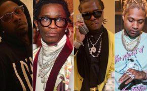 "Lil Duke lança novo projeto ""Blue Devil 2"" com Young Thug, Gunna, Lil Durk, Lil Yachty, Lil Keed e mais"