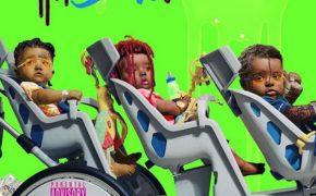 "Hoodrich Pablo Juan traz Lil Keed e Lil Gotit para seu novo single ""Drip Babies"""