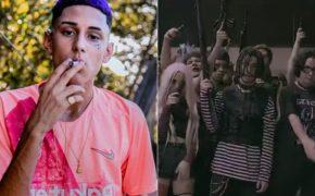 """""""Emo nerd de airsoft"""", Meno Tody debocha de videoclipe da música """"Maison Margiela"""" do Lil Vith"""