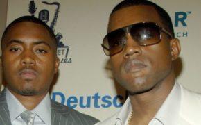 Ouça grande trecho de música inédita do Nas produzida por Kanye West que será lançada nessa sexta