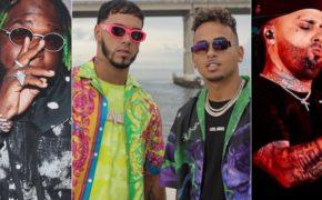 """Sech traz Anuel AA, Ozuna e Nicky Jam para remix do seu hit """"Otro Trago"""""""