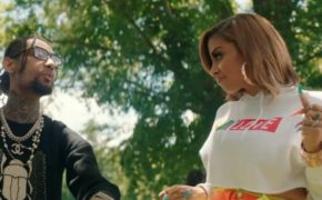 "Layton Greene divulga o videoclipe do single ""Leave Em Alone"" com Lil Baby, City Girls e PnB Rock"