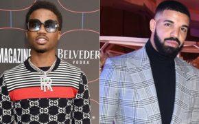 Roddy Ricch sugere parceria com Drake