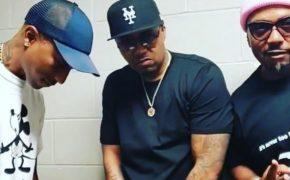 Timbaland provoca reunião de estúdio com Nas e Pharrell