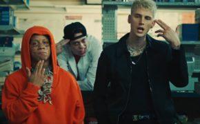 """Machine Gun Kelly divulga o videoclipe da música """"Candy"""" com Trippie Redd"""