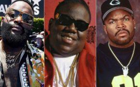 Rick Ross revela seu top 5 de melhores rappers da história com Biggie, Ice Cube e mais