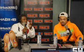 A$AP Ferg e Chance The Rapper rimam juntos em freestyle durante 40 minutos no programa do Sway