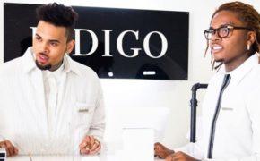 """Chris Brown gravou o videoclipe de """"Heat"""" com Gunna"""