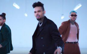 """Chris Brown divulga o videoclipe de """"Heat"""" com Gunna"""