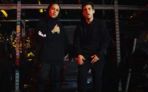 "Fabio Brazza divulga nova música ""Centauros"" com Sant junto de videoclipe"
