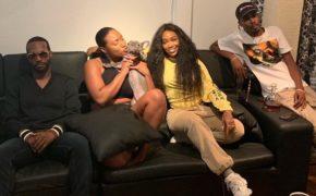 SZA, Megan Thee Stallion e Juicy J estiveram trabalhando juntos no estúdio