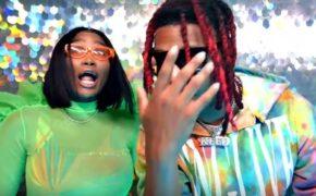 "Lil Keed divulga o videoclipe de ""Higher N Higher"" com Karlae"
