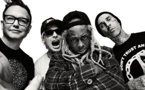 "blink-182 e Lil Wayne divulgam mashup com os hits ""What's My Age Again?"" e ""A Milli"""