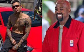"MC Lan diz que ouviu o novo álbum do Kanye West: ""tá incrível"""