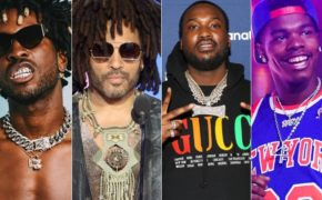 "SAINt JHN  lança novo projeto ""Ghetto Lenny's Love Songs"" com Lenny Kravitz, Meek Mill, Lil Baby e mais"