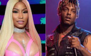 Nicki Minaj divulga prévia de nova música com Juice WRLD