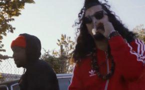 "Brasileiro Niko Is divulga o videoclipe da música ""3RD WORLD $$$"" com Curren$y"