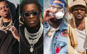 """RJMrLA divulga novo álbum """"On God"""" com Young Thug, The Game, ScHoolboy Q e mais"""