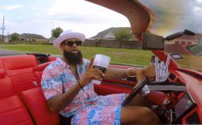 """Slim Thug divulga o videoclipe da música """"Water"""" com Killa Kyleon"""